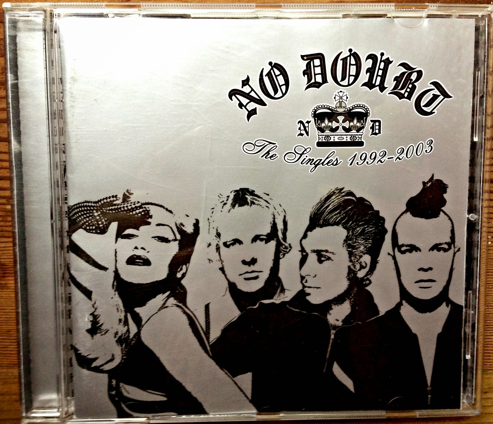No Doubt The Singles 1992-2003 Album
