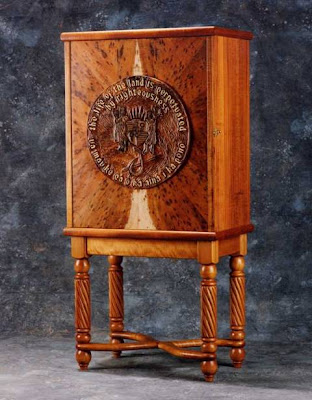 Antique Wood Furniture Cabinets (1)
