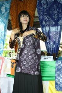 Batik Tarakan Masih Sulit Bersaing
