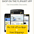 Get free shipping from Flipkart for under Rs.500 purchases