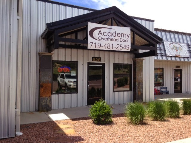 Academy Overhead Door Storefront
