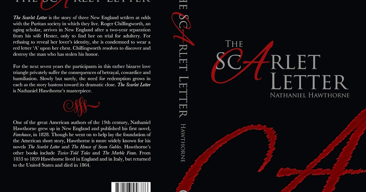 scarlet letter redemption essay 'the scarlet letter' by nathaniel hawthorne tells the story of hester prynne, the protagonist of the novel she is a married woman living in boston.