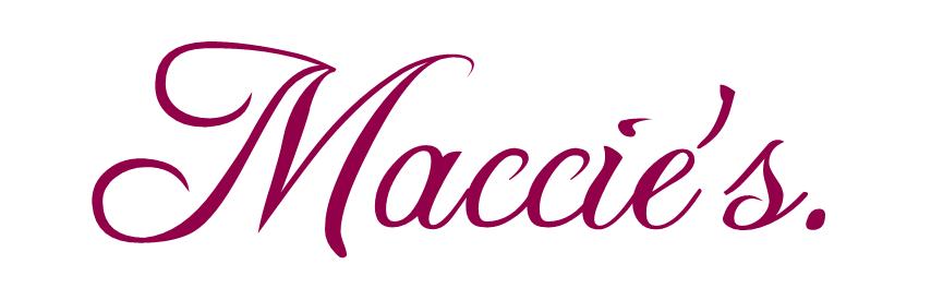 Maccie's.