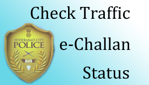 Hyd Vehicle Traffic Challan Status