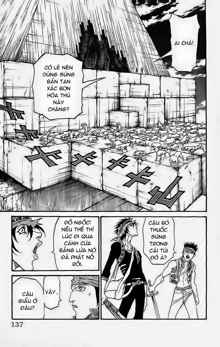 Vua Trên Biển – Coco Full Ahead chap 247 Trang 5 - Mangak.info