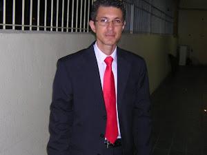 Pastor Presidente - Alex dos SAntos