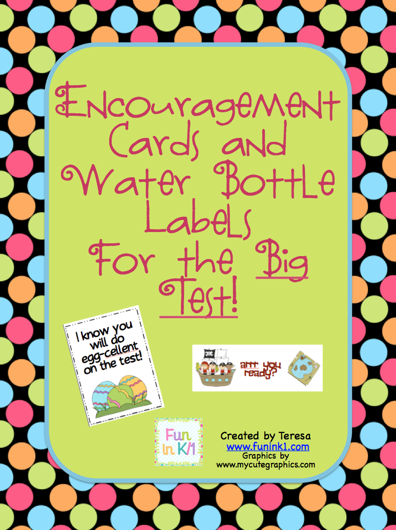 http://www.teacherspayteachers.com/Product/Test-Encouragement-Cards-Freebie-1177185
