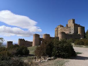 Vedute al Castillo de Loarre
