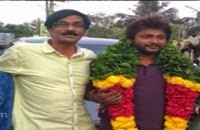 Manobala honours Bobby Simha for receiving National Award | Paambu Sattai shoot | Cinema News
