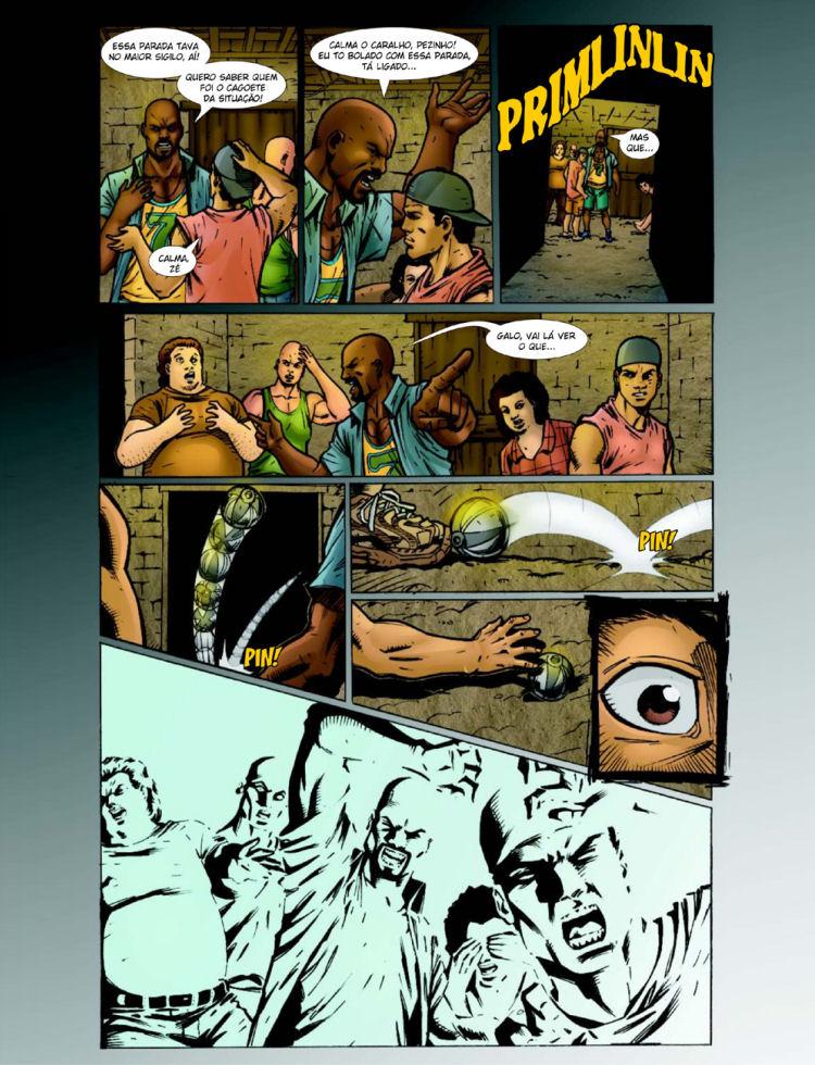 Guardião Noturno - Pagina 5