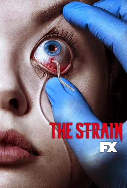The Strain S01E01 720p HDTV 450MB