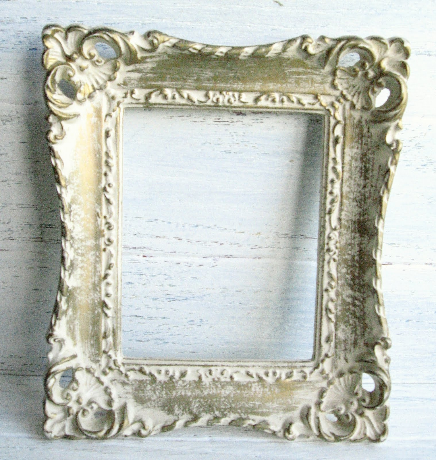 Magia Mia: Morphing Frames ala Chalk Paint