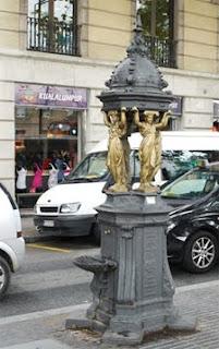 Wallace fonteinen