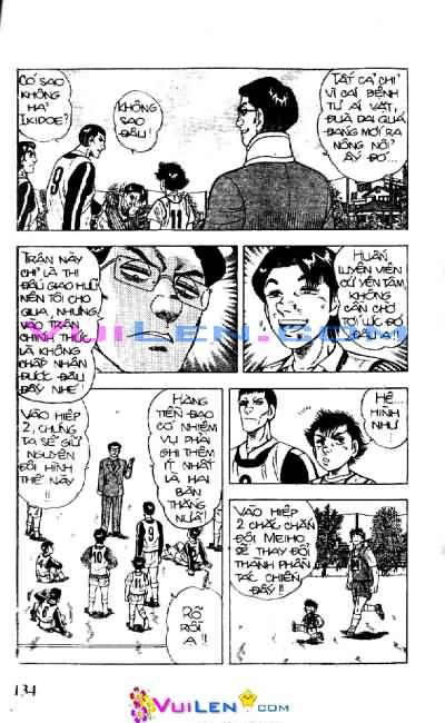 Jindodinho - Đường Dẫn Đến Khung Thành III  Tập 1 page 135 Congtruyen24h
