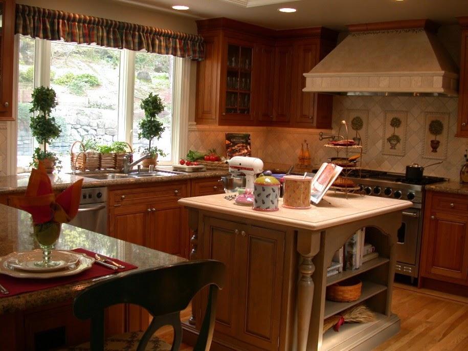 Desain Dapur Klasik Modern