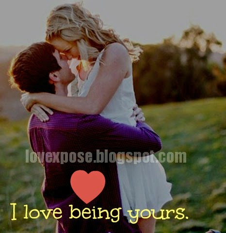 i love being yours pics