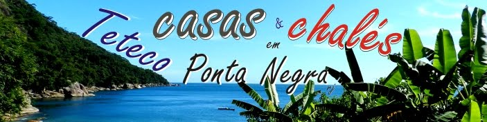Teteco casas e chalés em Ponta Negra
