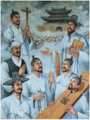 """Képtalálat a következőre: """"koreai szent vértanúk"""""""