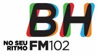ouvir a Rádio BH FM 102,1 ao vivo
