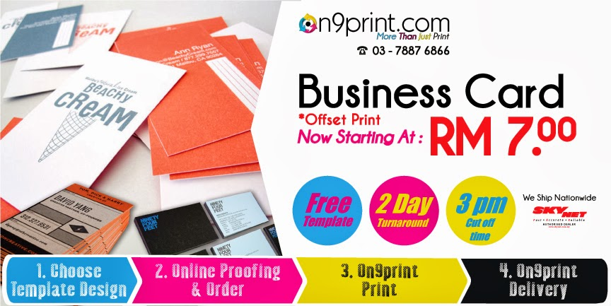 Online printing malaysia on9print now we have a great news business card on offset print just start from rm700 the duration just need 2 days tc cut off time 3pm this will be a reheart Image collections