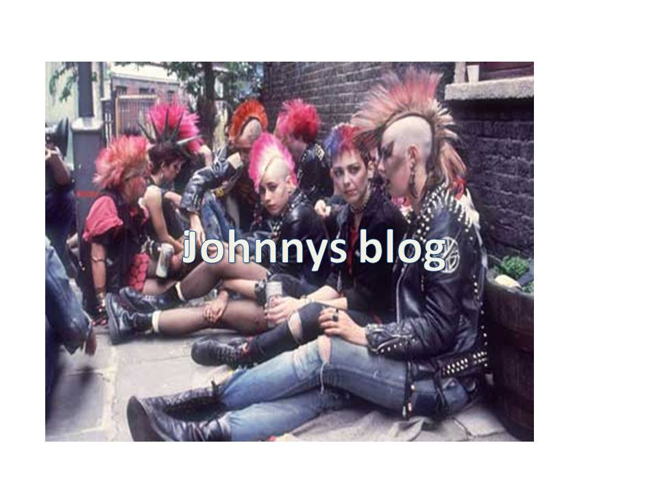 JOHNNY'S BLOG ZINE