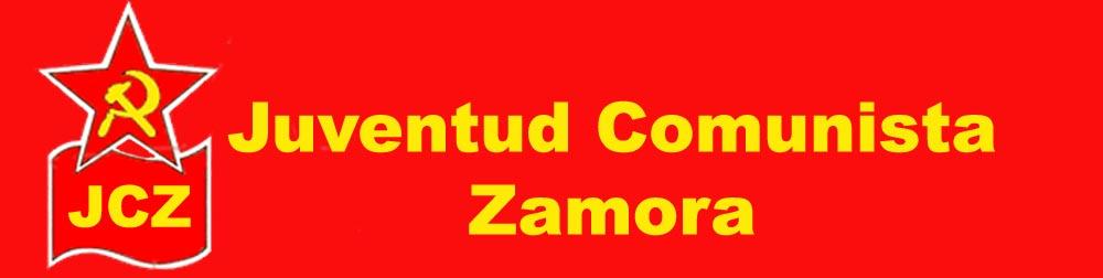 JUVENTUD COMUNISTA ZAMORA