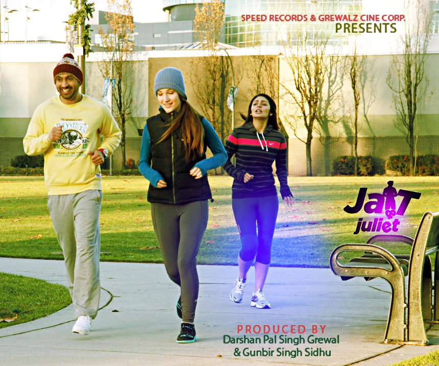 Watch & Download Full Jatt and Juliet ( 2012 ) DVDrip Movie - FREE