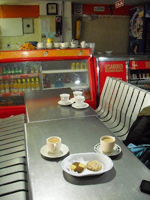 Our bog standard local café - basic yet brilliant