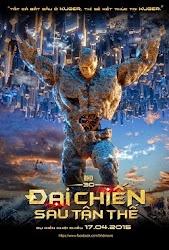 poster phim Đại Chiến Sau Tận Thế