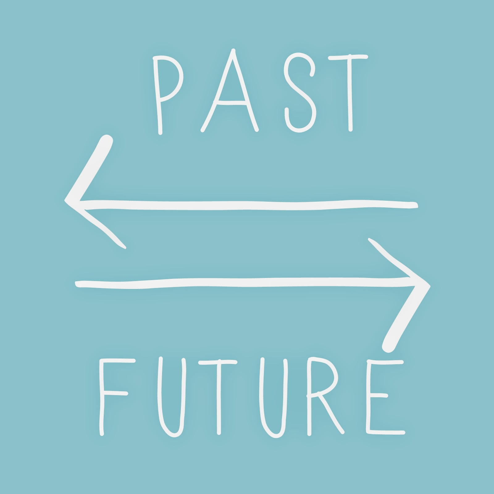Past or Future - Which direction are you heading in? Are you allowing your past to hold you back from your future. Read about how I learnt to let my past go and embrace my future.