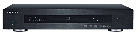 Oppo Blu-Ray DVD Media Players