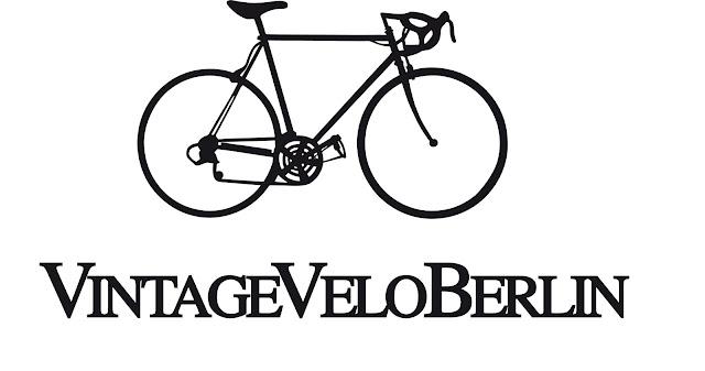 Vintage Velo Berlin, VintageVeloBerlin, Logo, Fahrrad