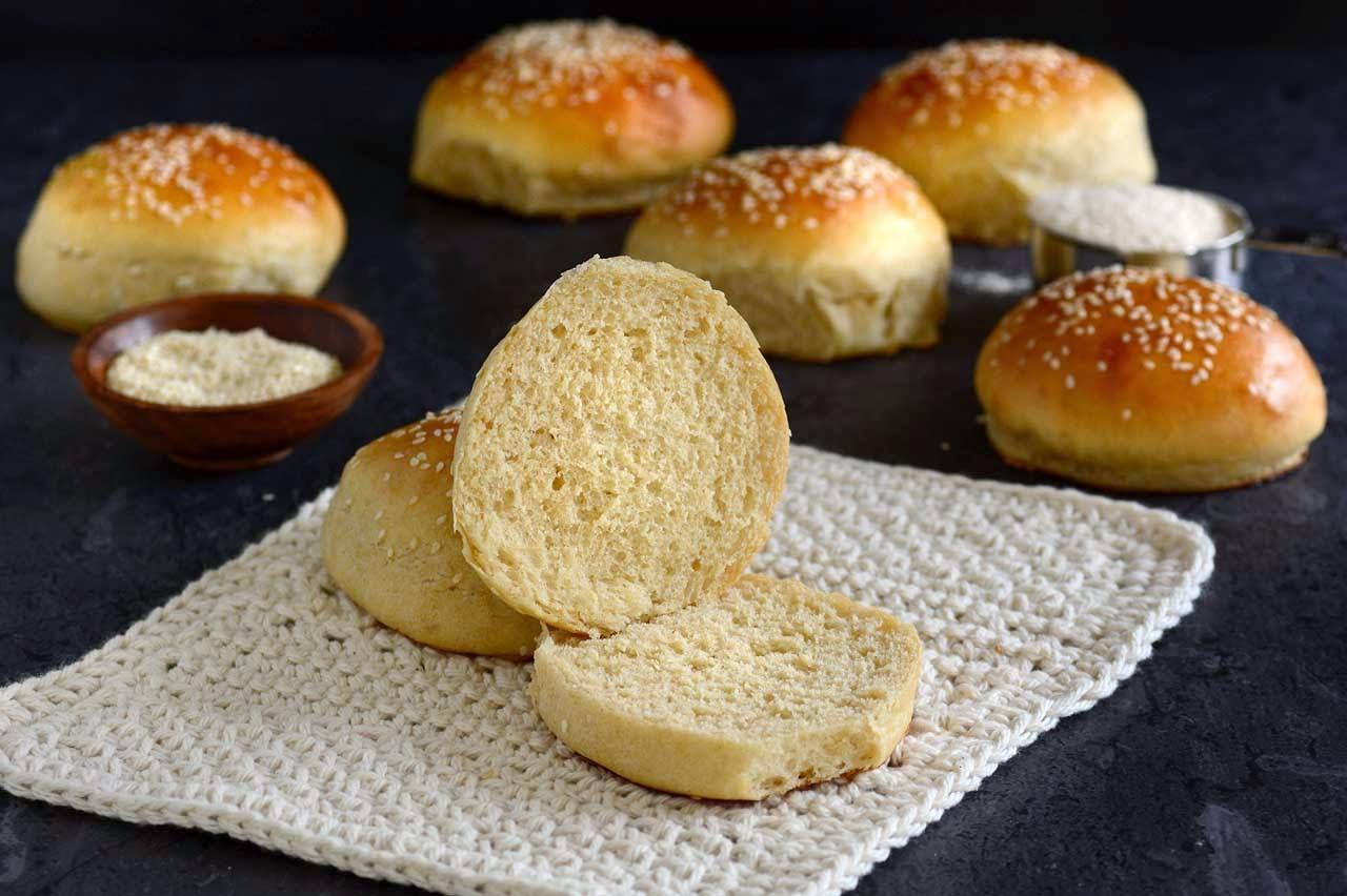 Bread Machine Whole Wheat Hot Dog Buns