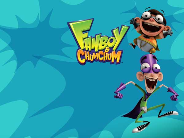 Fanboy and Chum Chum TV Show