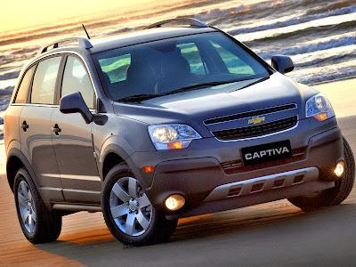 Cabin Air Filter - Filter AC Chevrolet Captiva
