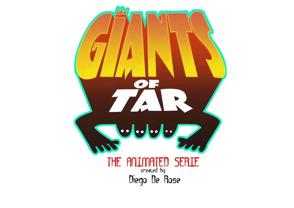 GIANTS OF TAR