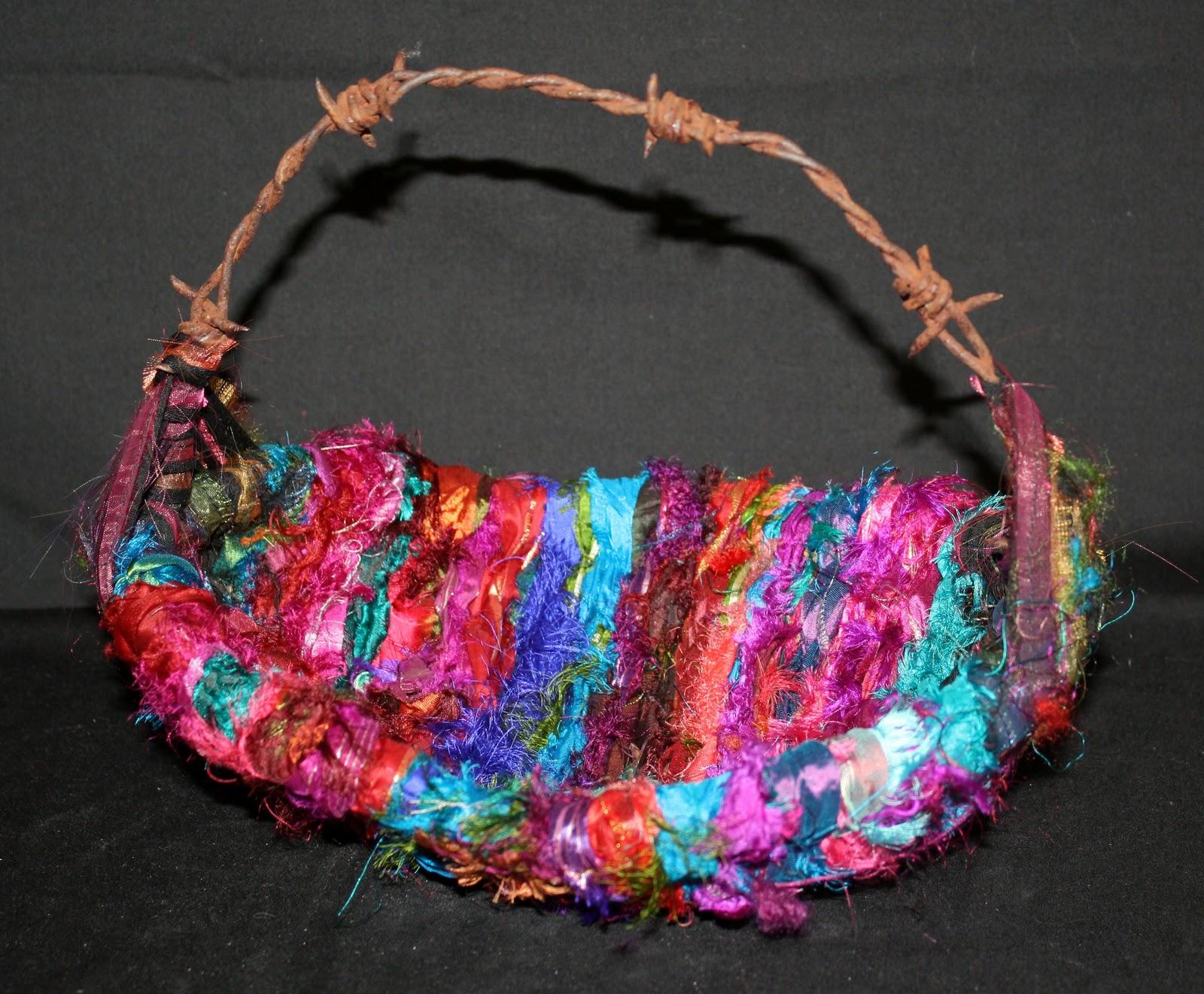 Basket Weaving Adelaide : Sarah bell smith anne lenders baskets