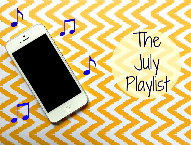 The July Playlist