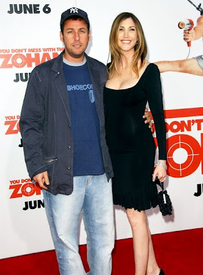 Adam Sandler Wife