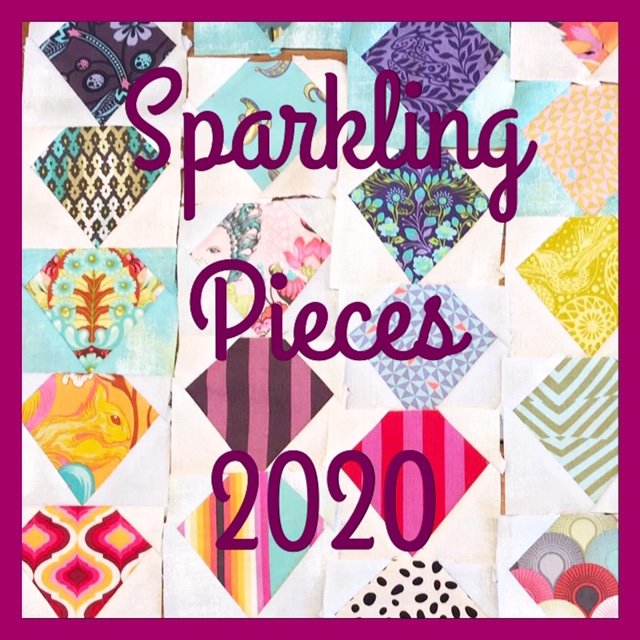 Sparkling Pieces: Jaarproject 2020