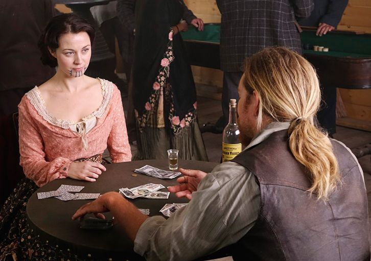 Hell on Wheels - Episode 4.05 - Life's a Mystery - Promotional Photos