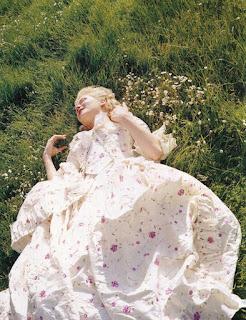 Kirsten Dunst, Still from Marie Antoinette