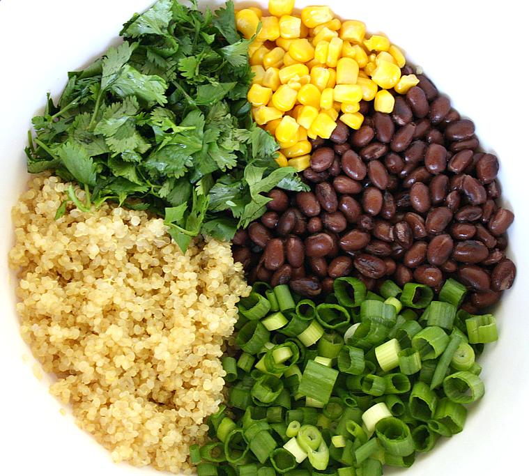 The Garden Grazer: Black Bean Avocado Enchiladas