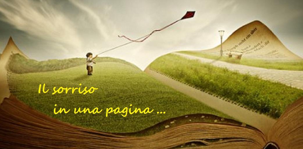 Il sorriso in una pagina...