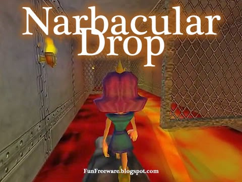 Narbacular Drop Freeware Game Screen Image