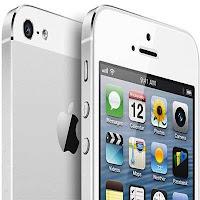 iPhone 5, um dos celulares que suporta o 4G