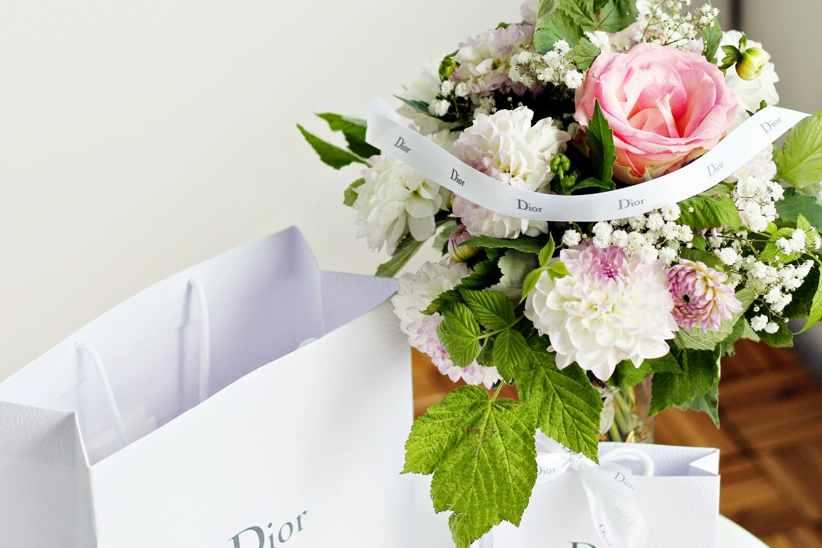 From Dior with love