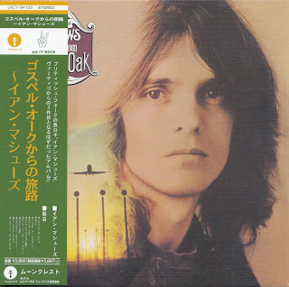 IAN MATTHEWS - JOURNEYS FROM THE GOSPEL OAK (MOONCREST 1974) Jap mastering cardboard sleeve + 7 bonus