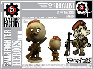 "Flytrap Factory ""Warfighter Heroes"" Boofheads+1"