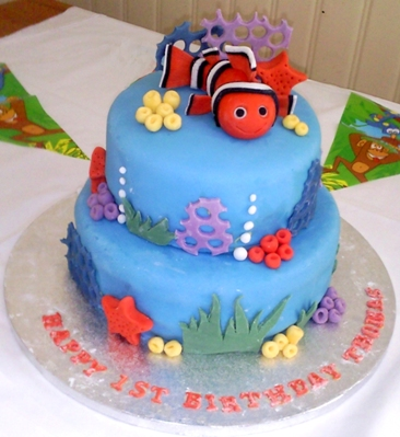 Cake Designs For Kid Boy : Kids Birthday Cakes Gallery Cakes